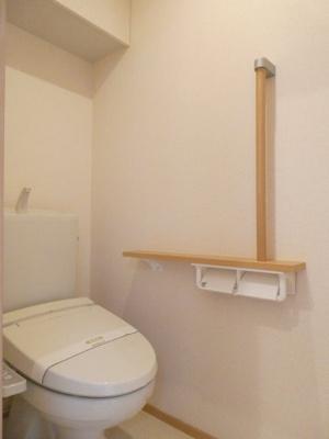 温水洗浄暖房便座付き
