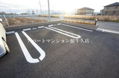 【駐車場】グラン・ソレイユⅢ