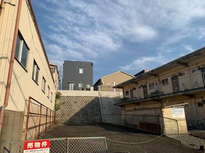 【外観】【売地】第三中学校区・56408