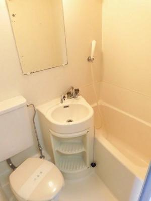 【浴室】サンライズ昭島