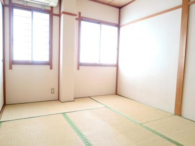 【寝室】平誠第一マンション