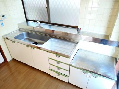 【キッチン】平誠第一マンション
