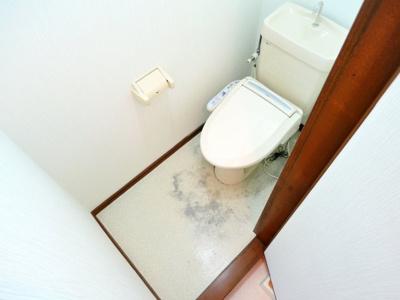 【トイレ】平誠第一マンション