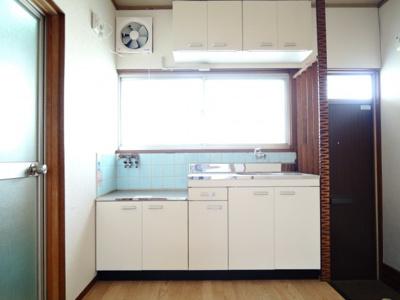 【キッチン】稲荷の森ハイツ