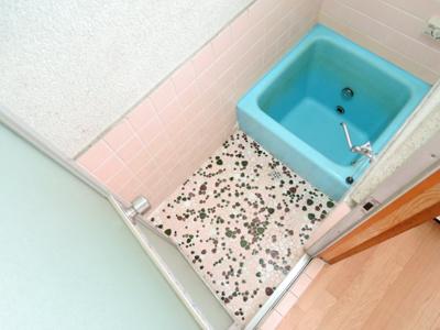 【浴室】稲荷の森ハイツ
