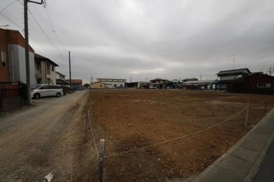 【外観】鴻巣市下谷◆事業用地◆