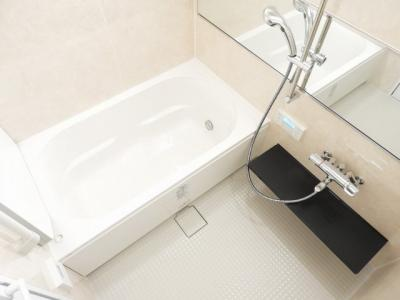【浴室】プレミストタワー大阪新町ローレルコート