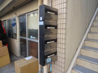 大竹ビル メールボックス