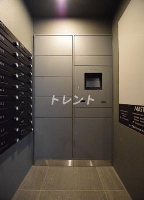 【ロビー】プライムメゾン本郷