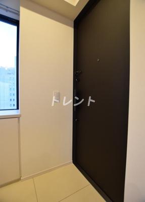 【玄関】プライムメゾン本郷