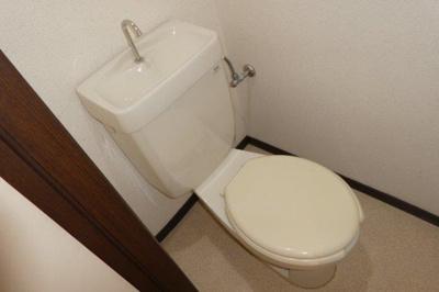 【トイレ】グリーンコーポ