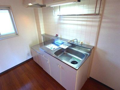 【キッチン】グリーンハイツカワムラⅡ