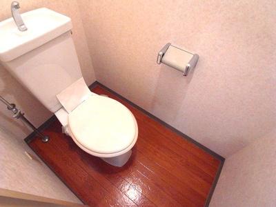 【トイレ】グリーンハイツカワムラⅡ