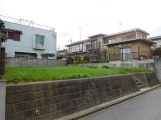 市原市瀬又 土地 JR誉田駅 高台のロケショーンで道路からの視線を感じないプライバシーの守れる土地です。