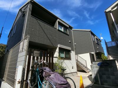 南武線「中野島」駅より徒歩6分の好立地!2階建て、1フロア2住戸の築浅アパートです!通勤通学、お買物にも便利ですね☆