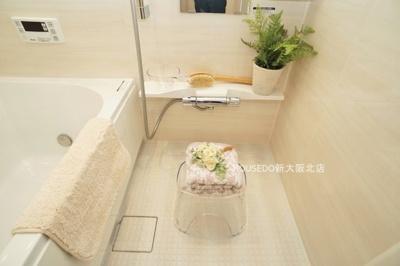 【浴室】メゾン豊中(刀根山)