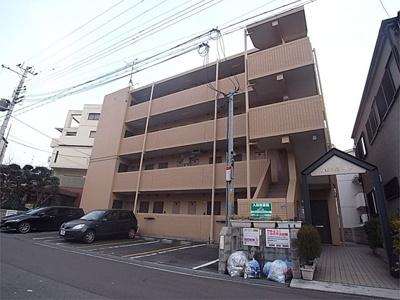 【外観】HU岩屋ハイツ
