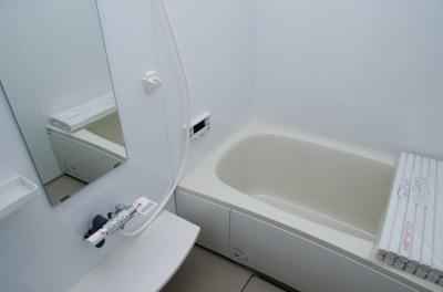 新品未使用のお風呂で日々の疲れを落としましょう