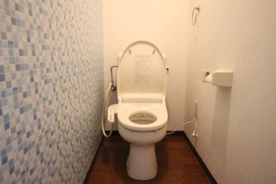 【トイレ】メゾンあすなろ