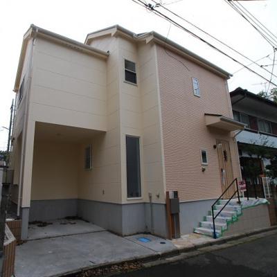 【外観】所沢市荒幡2期新築分譲住宅