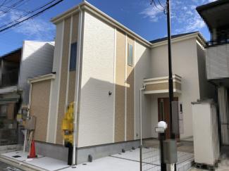 閑静な住宅地に新築一戸建てが完成しています お気軽にご見学くださいね。