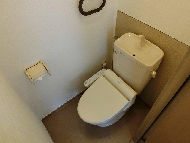 オレンジハイツ トイレ