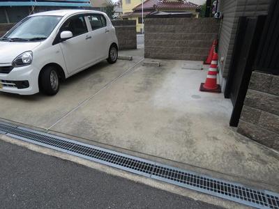 【駐車場】へーベルメゾン信