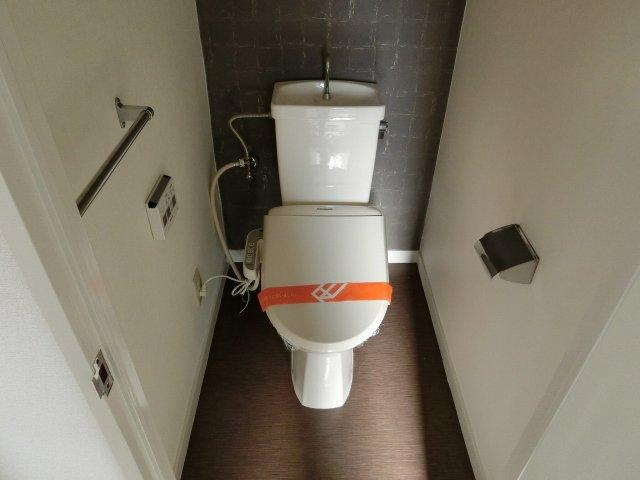 【トイレ】パルコートタナカ