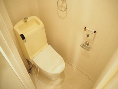 牛込ハイムのトイレです