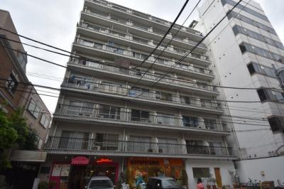 【外観パース】フルリフォーム住みの綺麗な1LDK オーロラ三田
