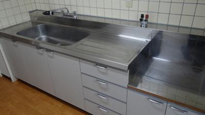 【キッチン】パル・コート