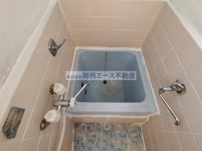 【浴室】御供田文化