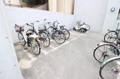 駐輪&バイク置場