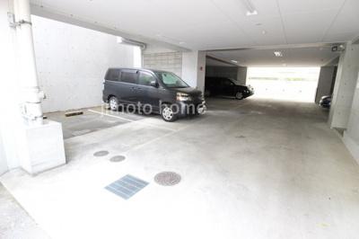 【駐車場】ハイツウエノ2nd