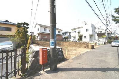 【外観】辻堂東海岸1丁目建築条件なし土地