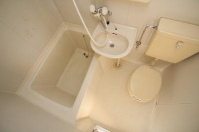 【浴室】第1細谷ハイツ