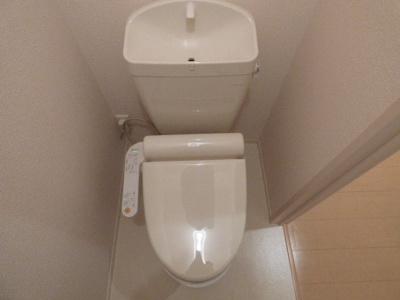 【トイレ】メゾンドォール・サライ