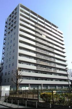 【外観】京急シティ立会川