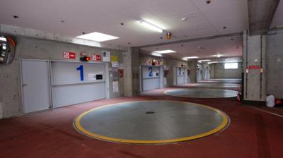 【駐車場】藤和菊川ホームズ P専用使用権付 菊川駅1分 12F
