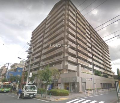 【外観】藤和菊川ホームズ P専用使用権付 菊川駅1分 12F