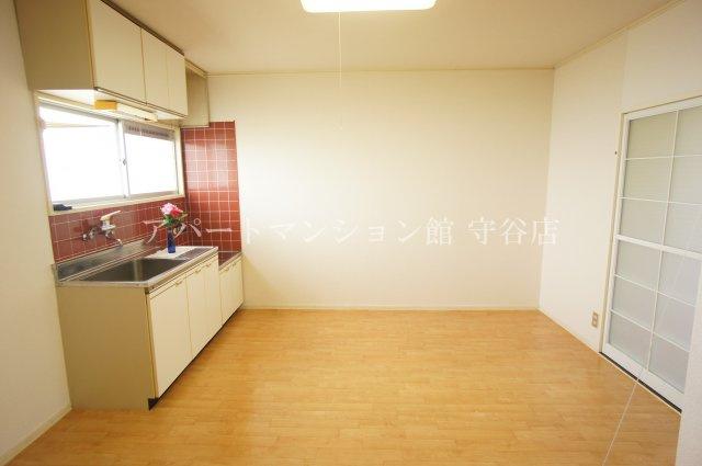 【キッチン】ガーデンヒルズ