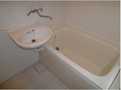 【浴室】リースランド祐天寺