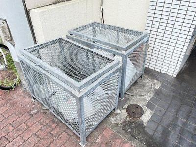 敷地内に駐輪場があるので駅から自転車もオススメ♪自転車があれば通勤・通学、お買い物にも便利です☆