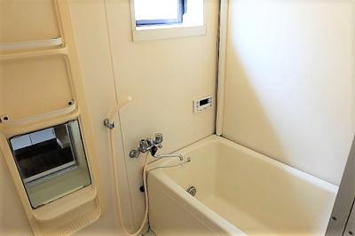 【浴室】ヘルシーシャトー