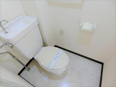 【トイレ】ドルチェ武蔵野
