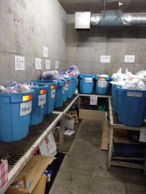 1階ゴミ置き場