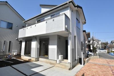 【外観】北本市本町6丁目 新築分譲住宅全4棟