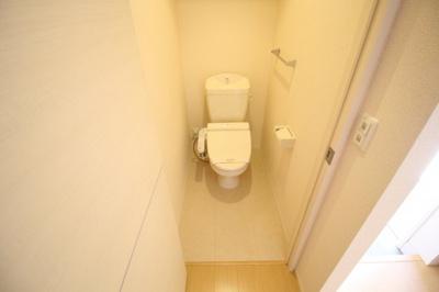 【トイレ】エクレールA棟