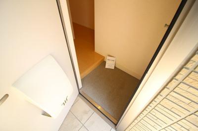 【玄関】エクレールA棟