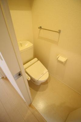 【トイレ】エクレールB棟